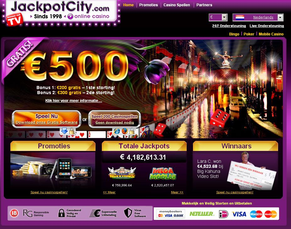 Norske Casino Euro Palace